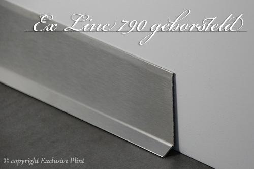 EXLINE790 geborsteld