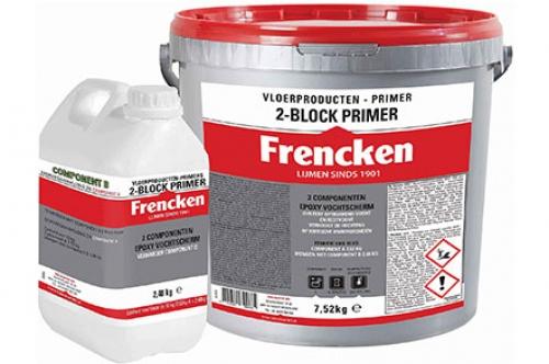 2-BLOCK PRIMER EM 10 KG + VERHARDER