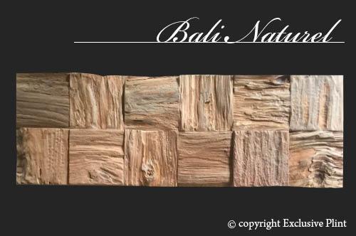 Hout wandpaneel Bali Naturel