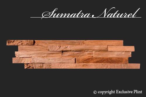 Hout wandpaneel Sumatra Naturel