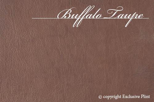 Leren wandpaneel Buffalo Taupe