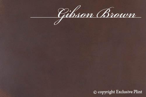 Leren wandpaneel Gibson Brown