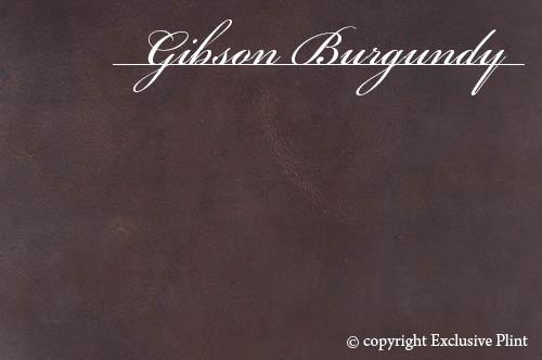 Leren wandpaneel Gibson Burgundy