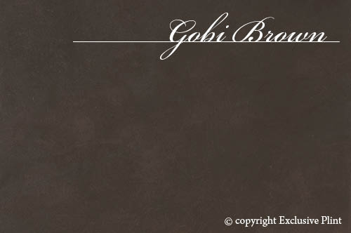 Leren wandpaneel Gobi Brown