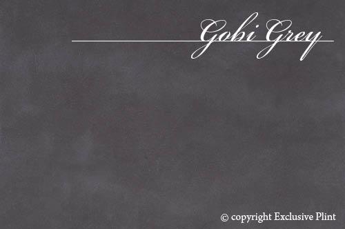 Leren wandpaneel Gobi Grey