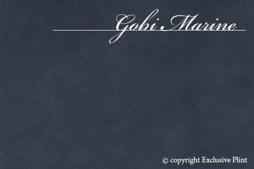 Leren wandpaneel Gobi Marine