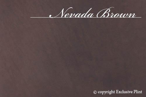 Leren wandpaneel Nevada Brown