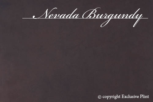 Leren wandpaneel Nevada Burgundy
