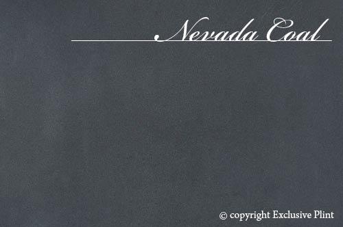 Leren wandpaneel Nevada Coal