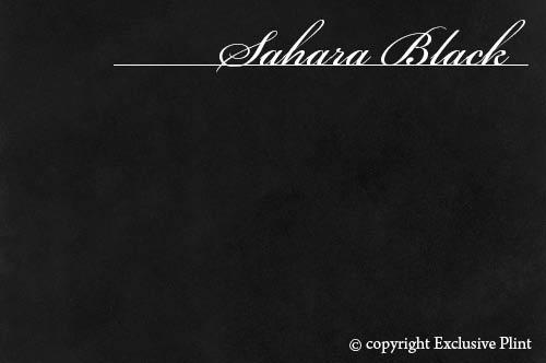 Leren wandpaneel Sahara Black