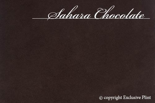 Leren wandpaneel Sahara Chocolate