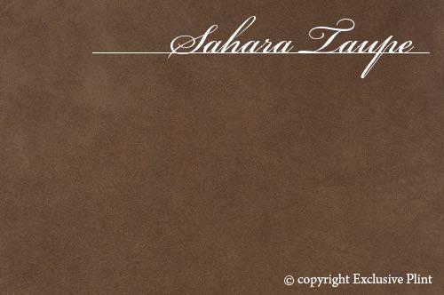 Leren wandpaneel Sahara Taupe