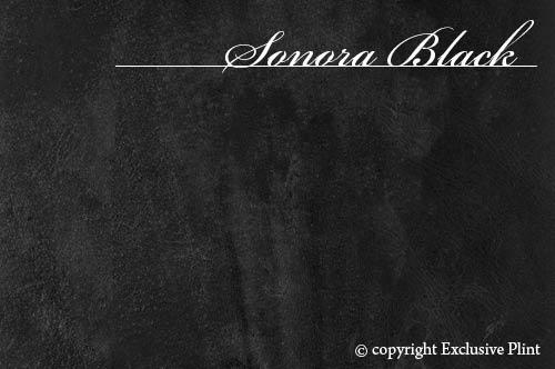 Leren wandpaneel Sonora Black