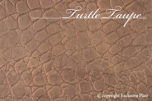 Leren wandpaneel Turtle Taupe
